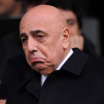 L'ineffabile Galliani
